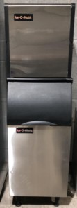 ICE O MATIC 137kg Ice maker – stunning condition