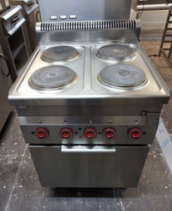 ALPHA 4 Hob Electric Range with Convection Oven