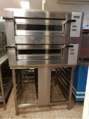 ElectroluxTwinDeckElectricPizzaOven