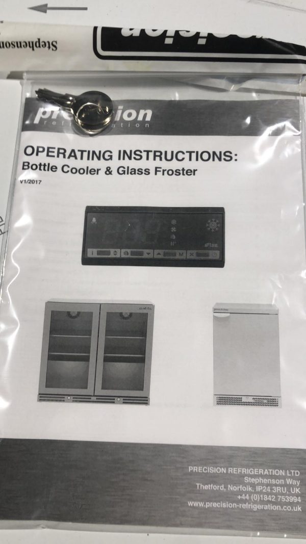 PRECISION Glass Froster