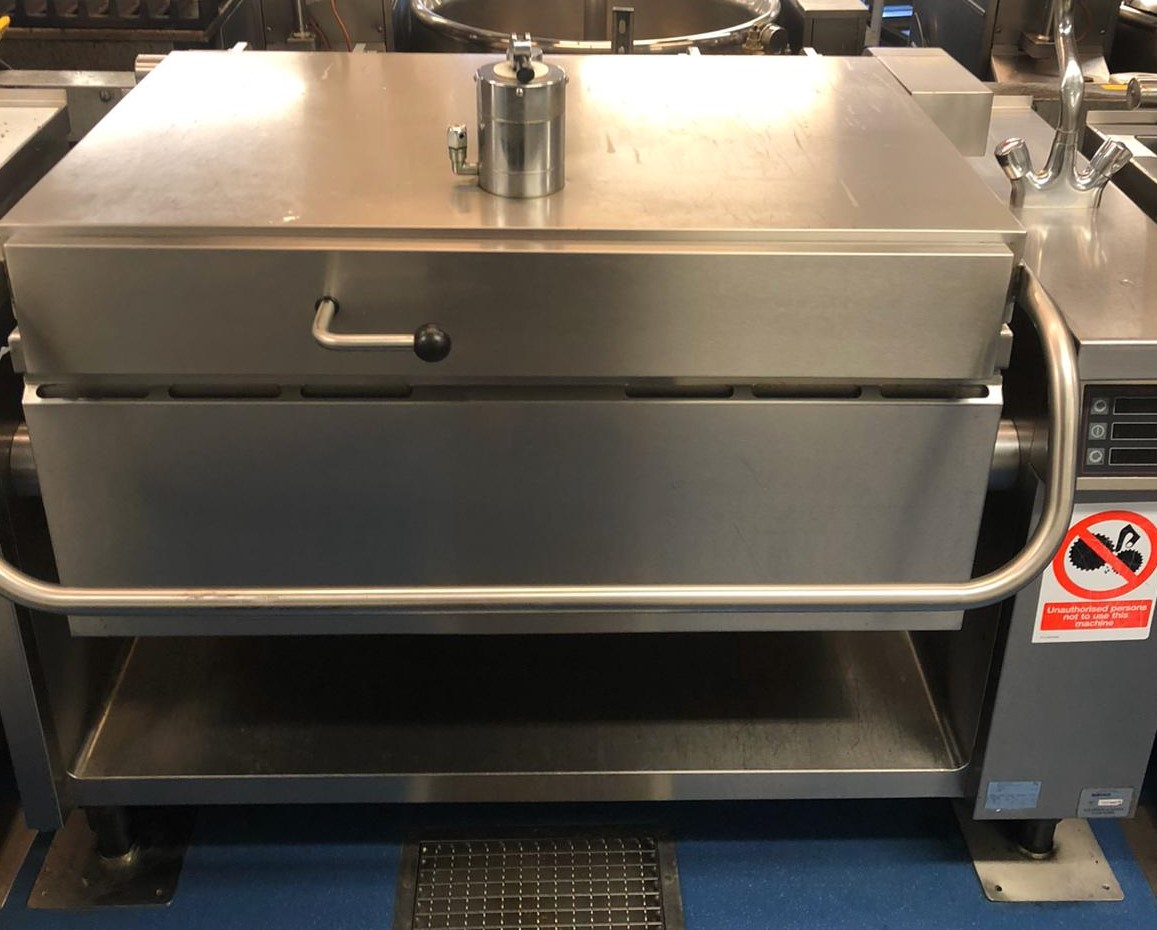KUPPERSBUSCH  FEP330 Duplex 150 Litre Pressurised Bratt Pan with Auto Tilt.