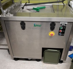 IMC Waste Station Food Disposal Machine