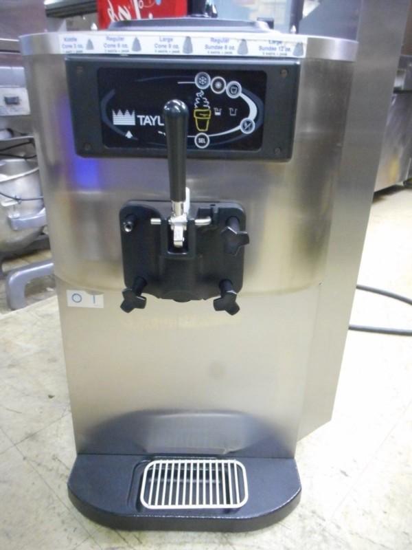 TAYLOR C708 20 Single Flavour Soft Ice Cream maker
