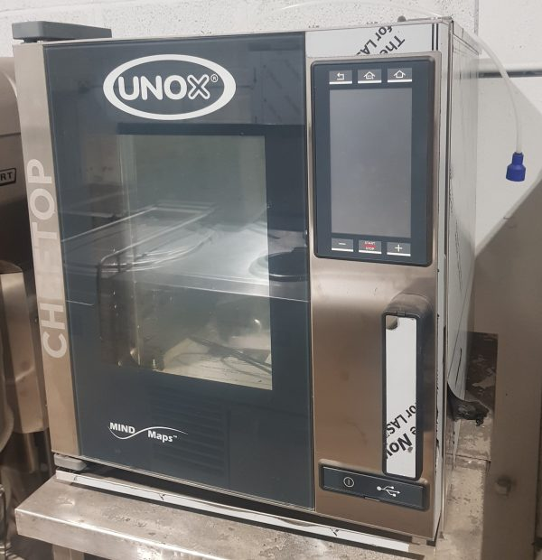 UNOX 6 Grid Cheftop Convection Oven – Immaculate