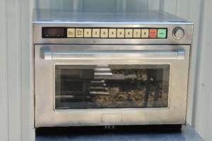 PANASONIC 3200 Watt Commercial Microwave