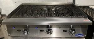 ATOSA ATRC 36 90cm Gas Char Grill – B Grade new