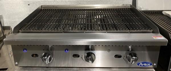 Atosa 90cm Gas Char Grill