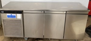 FOSTER G2 Eco Pro 3 Door Bench Fridge