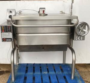 GROEN HFP2E Gas 133 litre Braising Bratt Pan