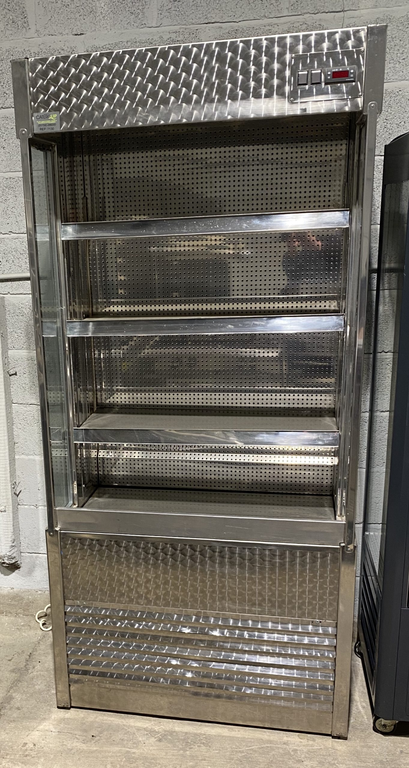 IARP Chilled Multideck Reach-In Display