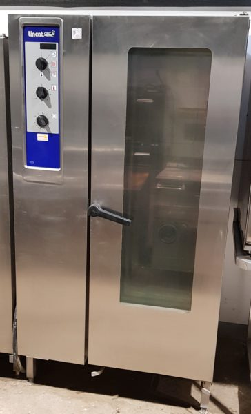 LINCAT OCS Electric 20 Grid Combi Oven with Trolley