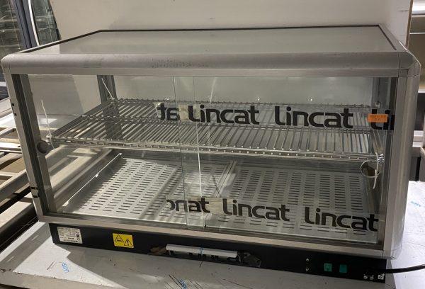 LINCAT D5H 100B Heated Counter Top DIsplay