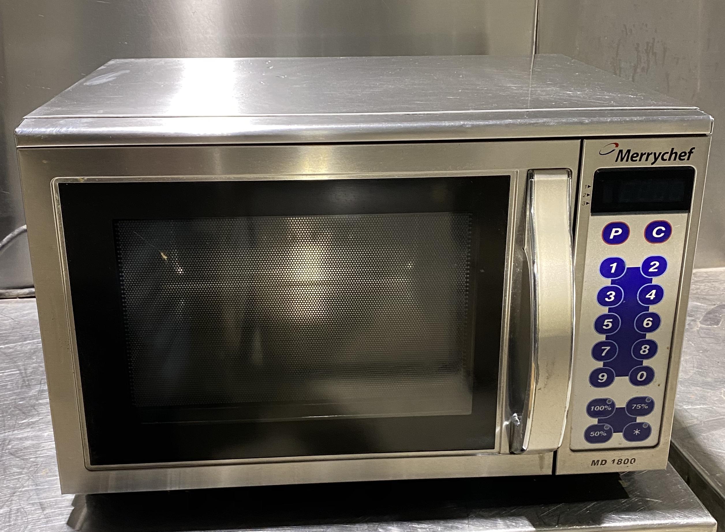 MERRYCHEF 1800 Watt Commercial Microwave