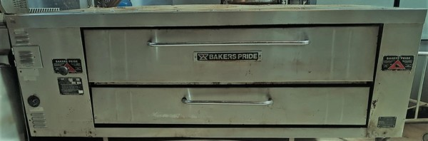 BakersPrideSingleGasDeckOven