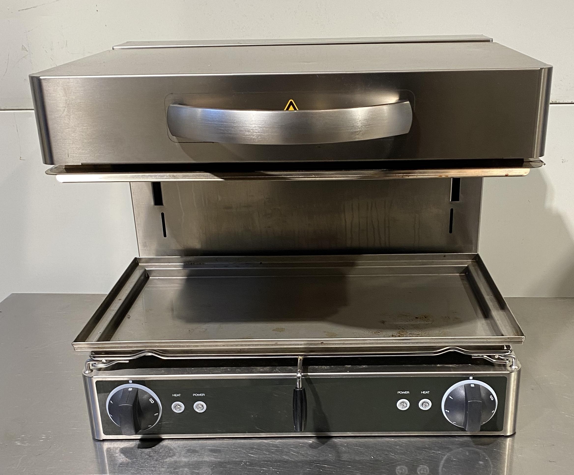 TEKNONOX SE60 Electric Riser Salamander Grill – 3 Phase – Clearance Item