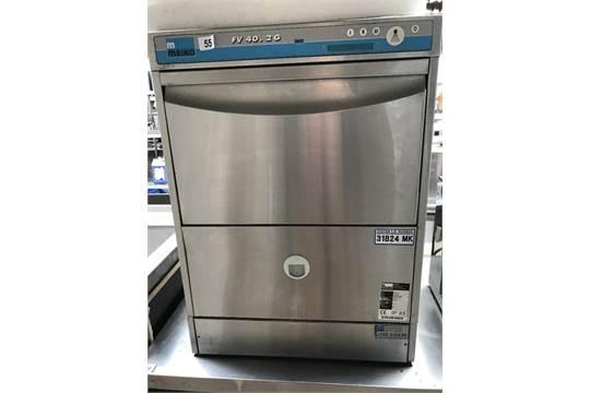 Meiko FV40 2G Glass Washer