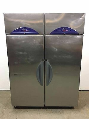 WILLIAMS FG2TSS 2 door Fish/Meat upright Fridge