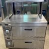 Adande Stacked Chilled Drawers with Ambient Gantry