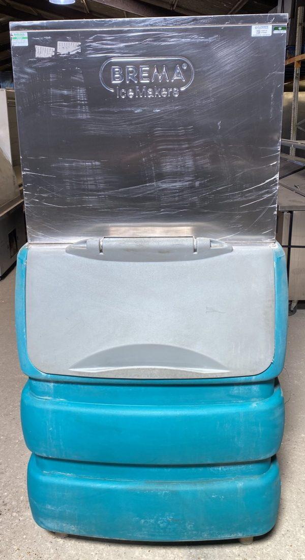 Brema C150 Ice Machine with Storage Bin