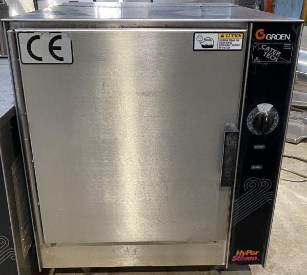 Groen HY-5E HyperSteam Pressureless Steamer