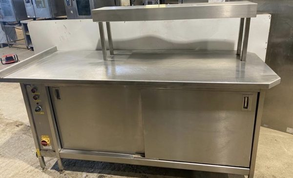 Stainless Steel Hot Cupboard