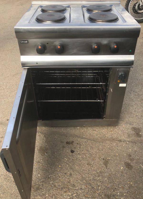 LINCAT 4 Hob Electric Cooker