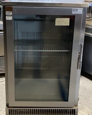 Weald Single Door Back Bar Fridge