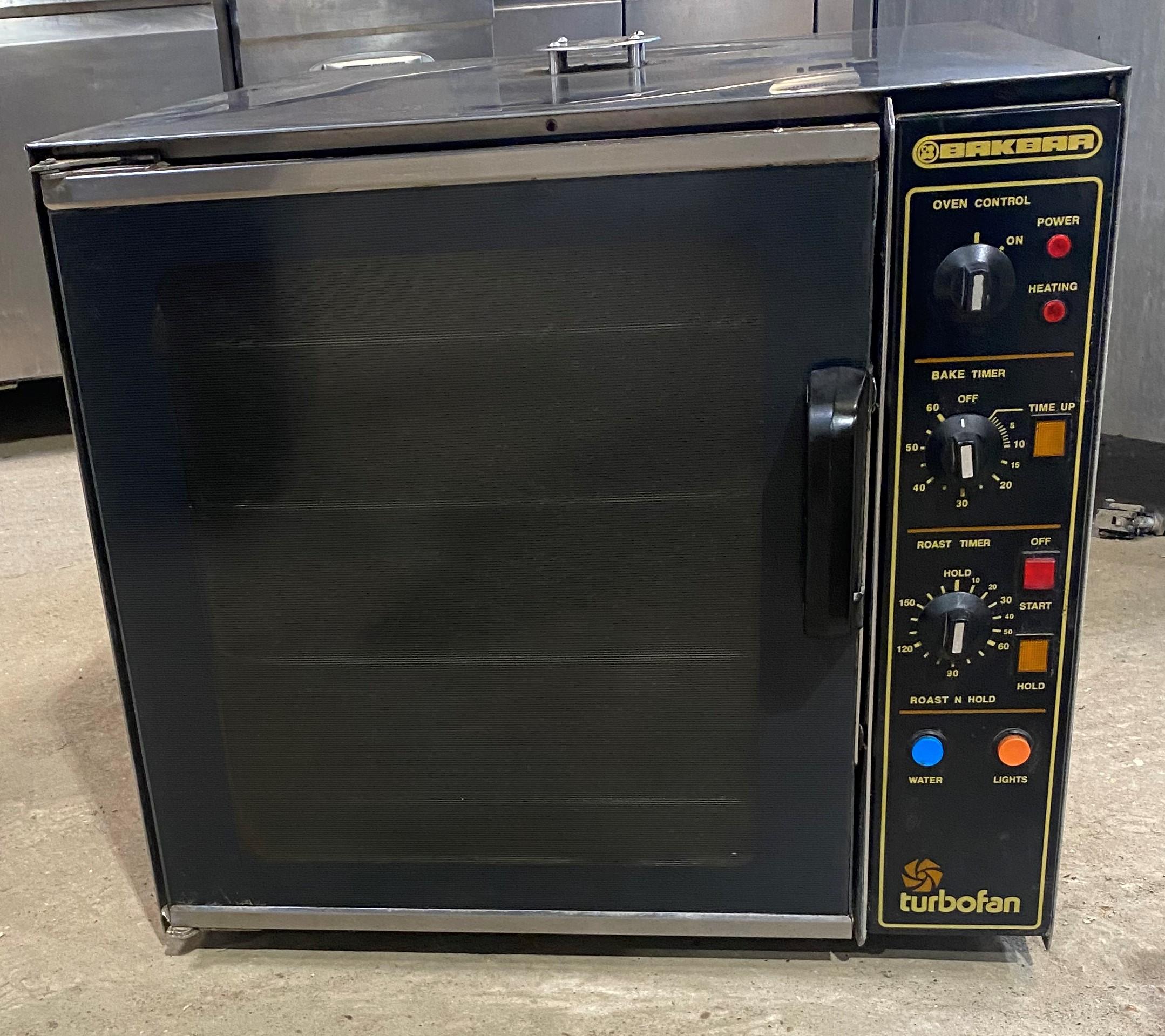 BLUE SEAL Bakbar E32 Electric Convection Oven