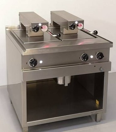 MKN Optima Double Clamp Grill