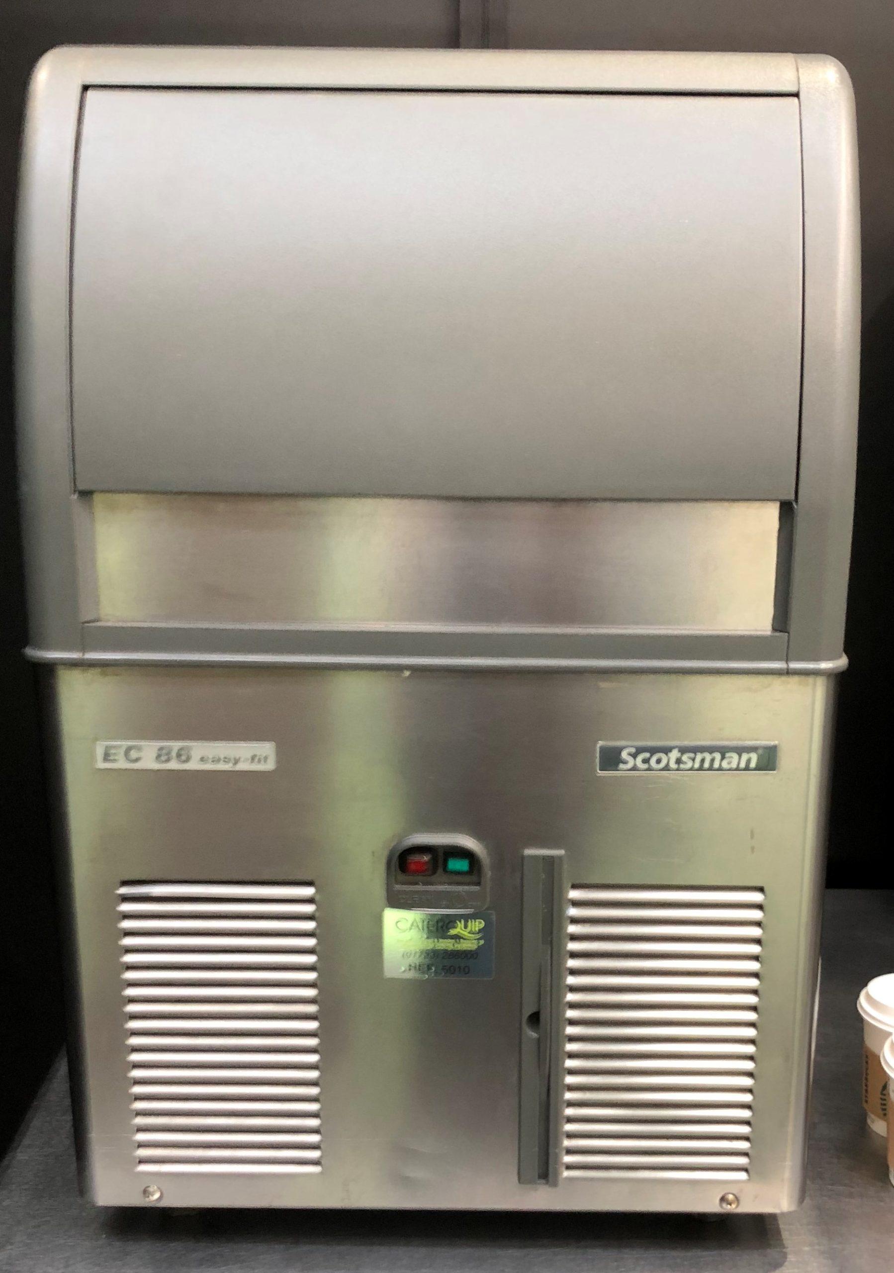 SCOTSMAN EC86 Ice Maker