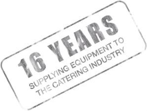 16 years supplying equipment