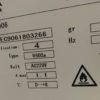 ARTICA HEC906 Under Counter Fridge – B Grade New