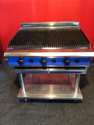 BLUE SEAL 90cm Gas Char Grill