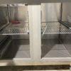 ELECTROLUX 2 Door Bench Freezer – B Grade New.
