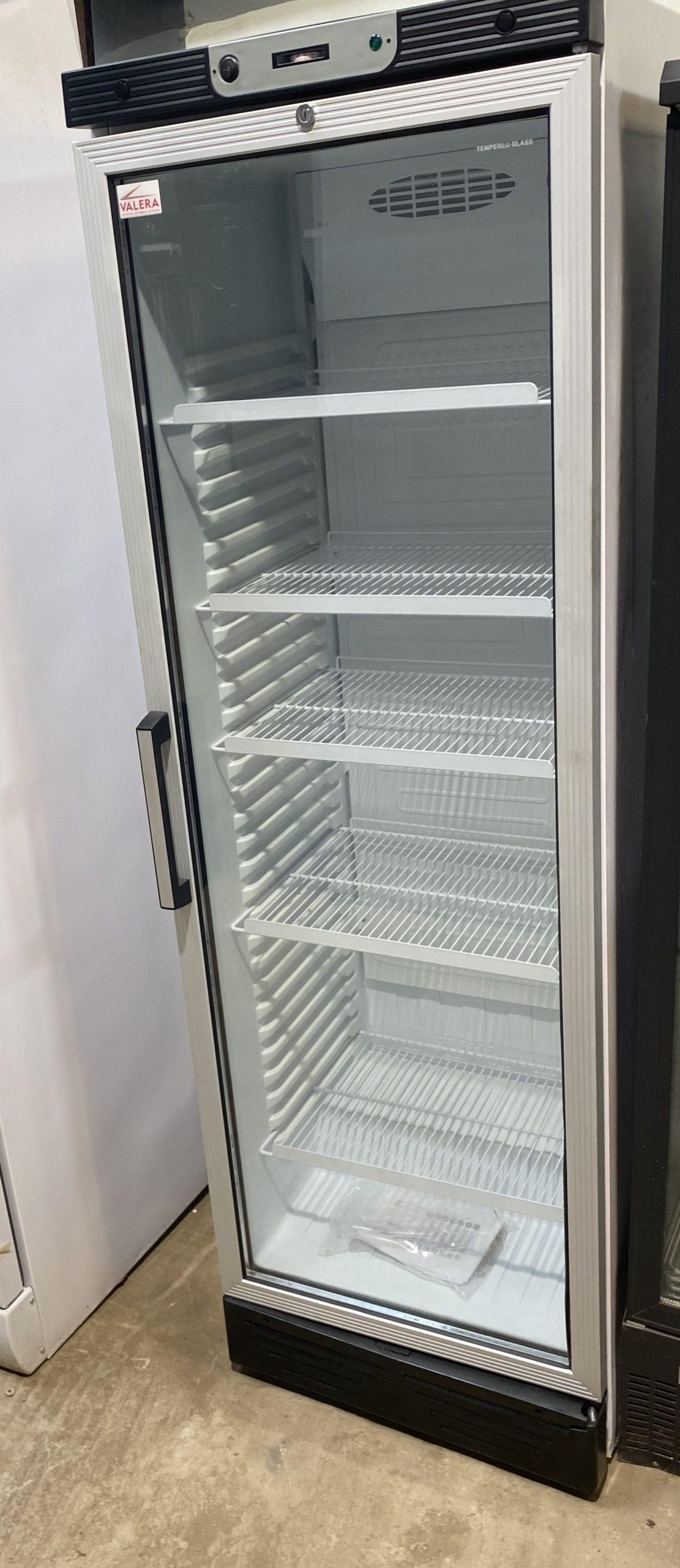 VALERA KBC 390 Single Door Display Fridge 390 Litres – Brand New B Grade