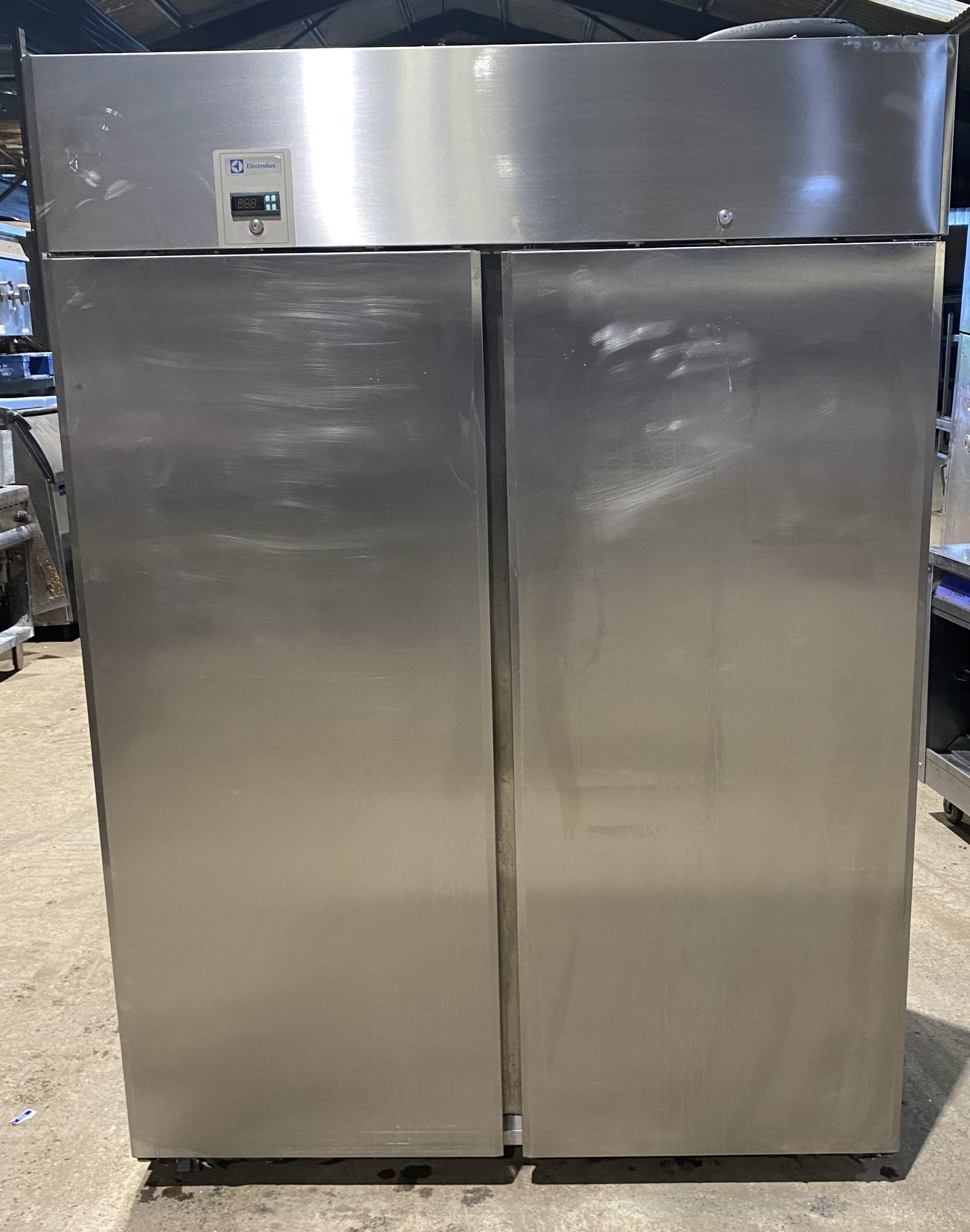 ELECTROLUX 2 Door Upright Freezer