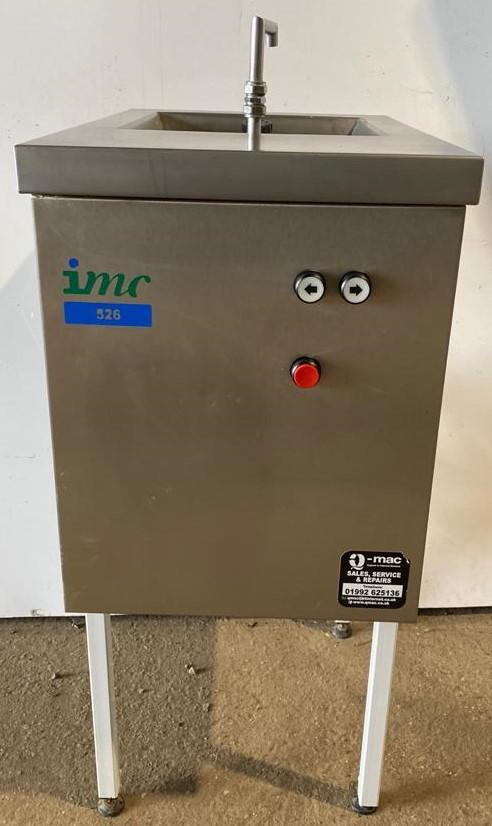 IMC 526 Waste Disposal Machine.
