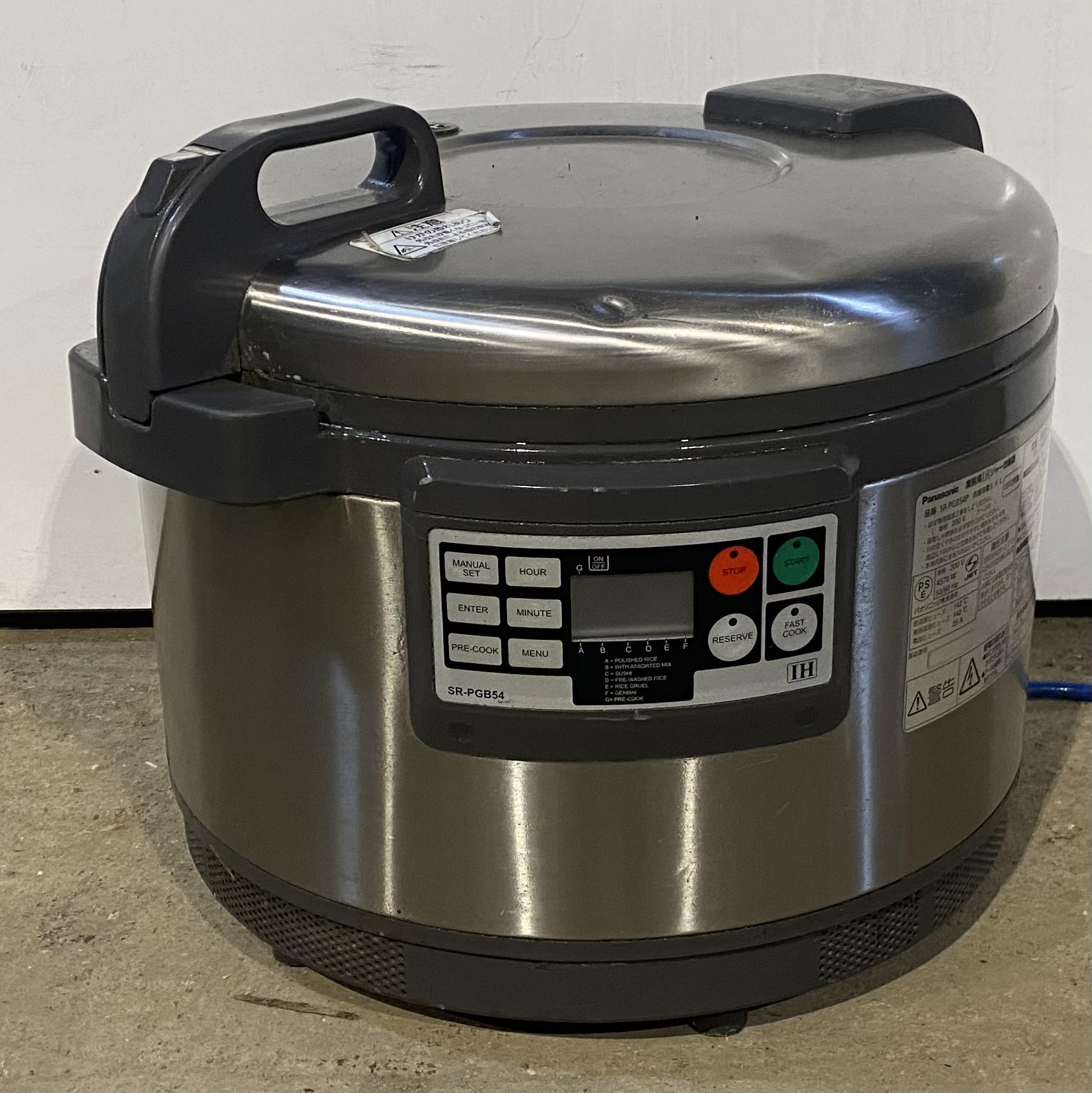 PANASONIC SRPGB54B Rice Cooker