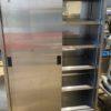 MOFFAT Tallboy Stainless Steel Storage Cupboard