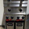 VALENTINE Evo 2200 Twin Well Electric Fryer