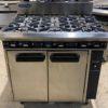 Blue Seal 6 Burner Range with Oven