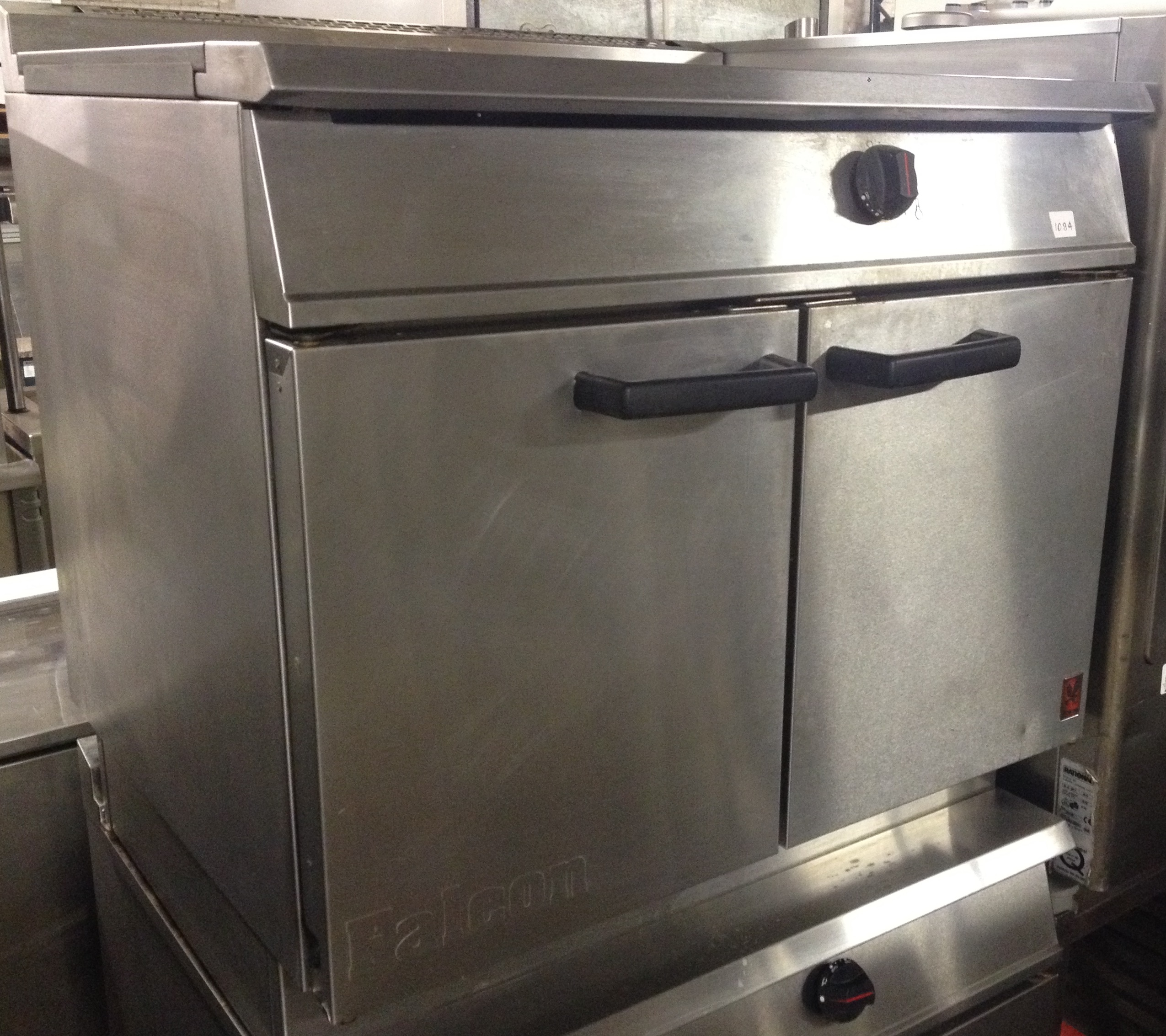 FALCON Dominator Stacked Gas Utility Ovens