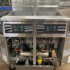 PITCO Solstice Twin Well Gas Fryer with Auto Filtration