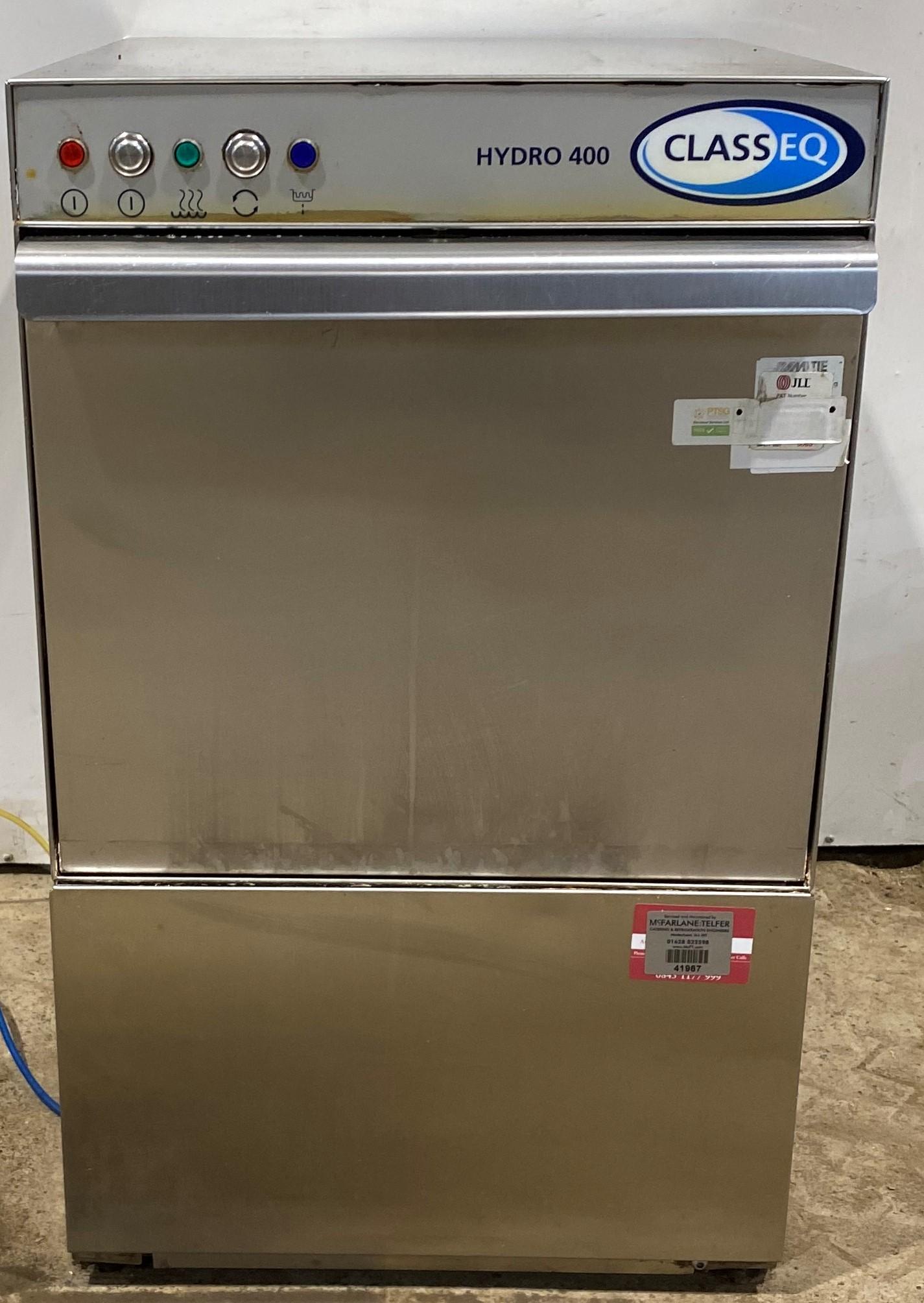 CLASSEQ Hydro Glass Washer