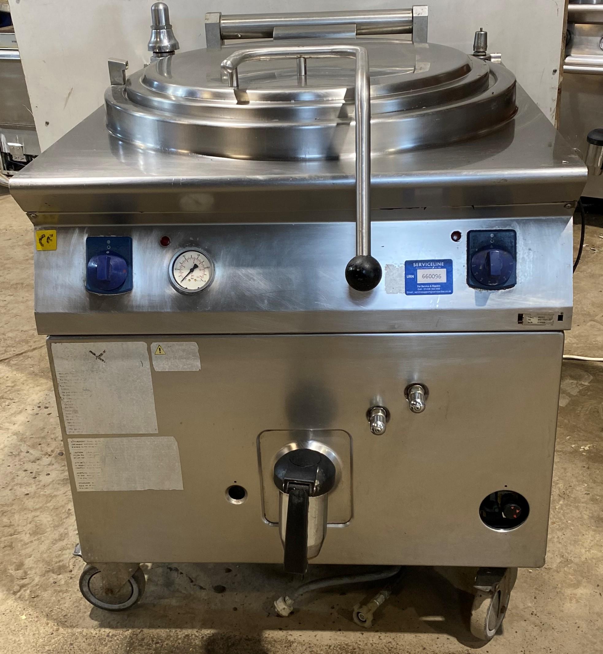 ELECTROLUX 100 Litre Gas Boiling Kettle.