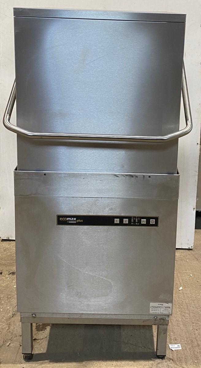 HOBART Ecomax Pass Through Dish Washer