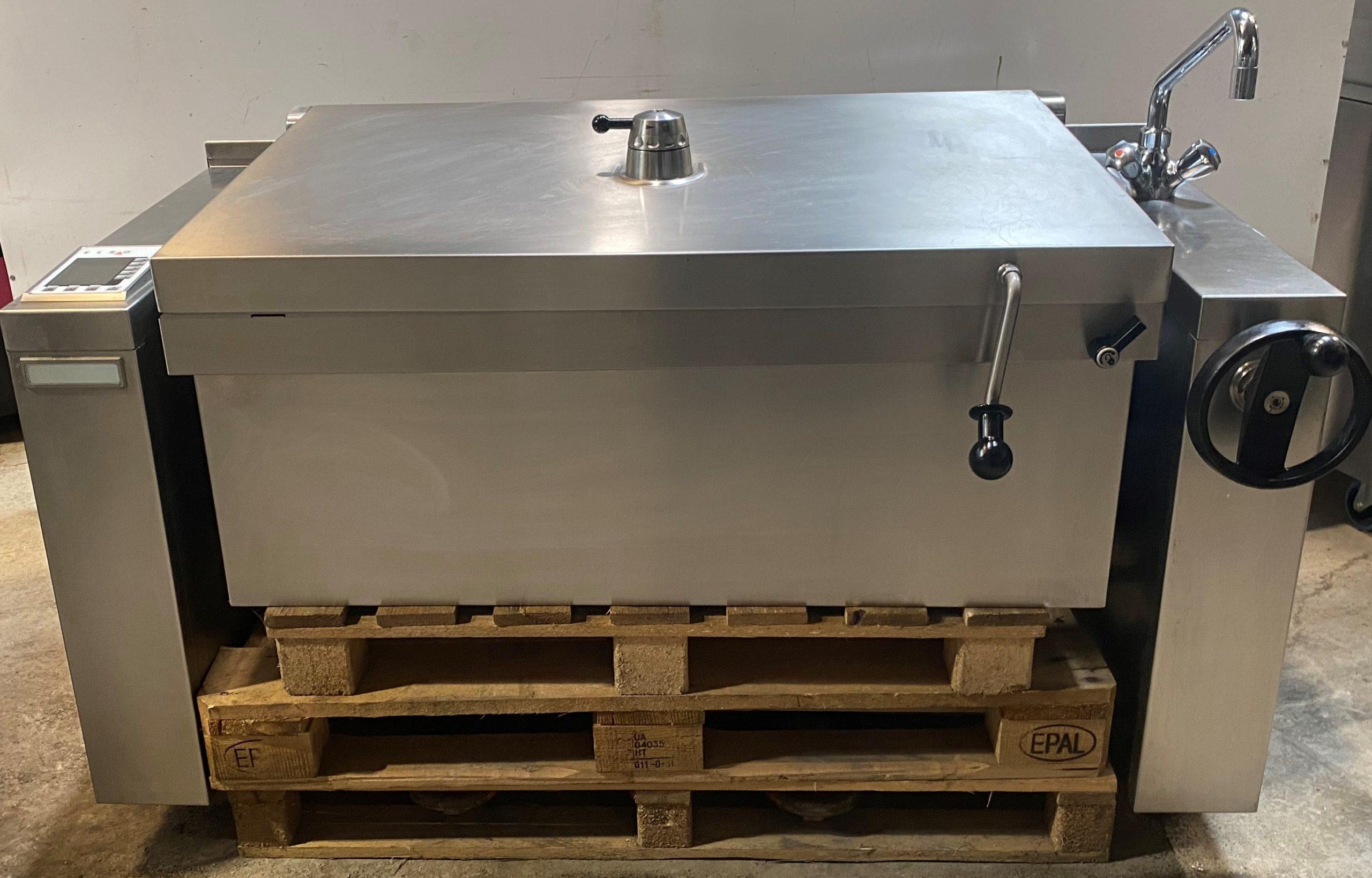 ELRO DBK GN 33 Pressurised 170 Litre Bratt Pan